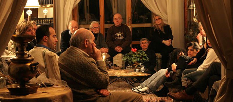 Modlitebné stretnutia